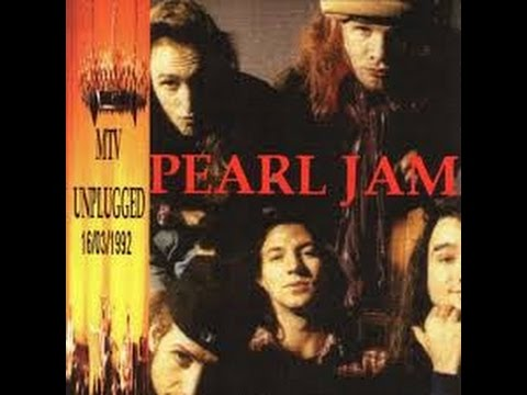 pearl jam - unplugged (full album)
