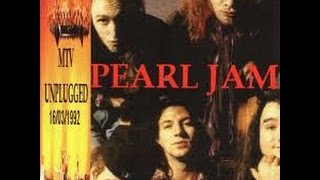 Gambar cover pearl jam - unplugged (full album)