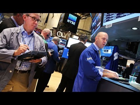 MoneyWatch: Wall Street awaits consumer data; Pricey paintings up for auction