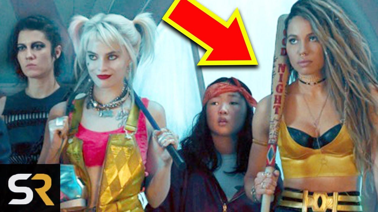 10 Huge Dceu Plot Holes Harley Quinn Birds Of Prey Created Youtube