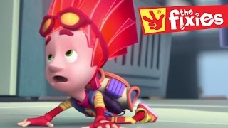 ★ The Fixies - The Refrigerator / The Airbag ★ Cartoon For Kids