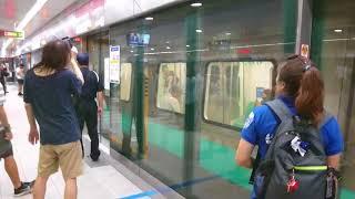 20180904捷運舊高雄車站準備熄燈