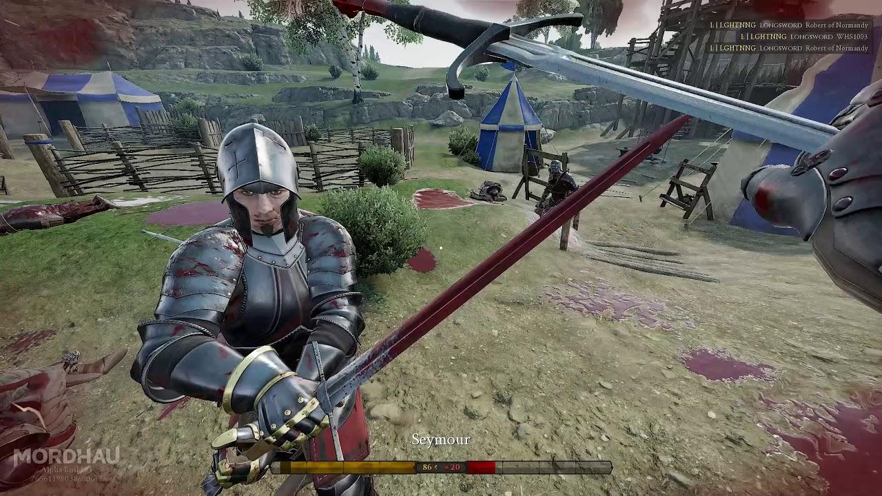 Steam Community :: Video :: Mordhau Alpha Play #1