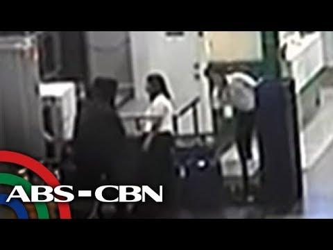 TV Patrol: Pagbukas ng NAIA 'screener' sa bag ng pasahero