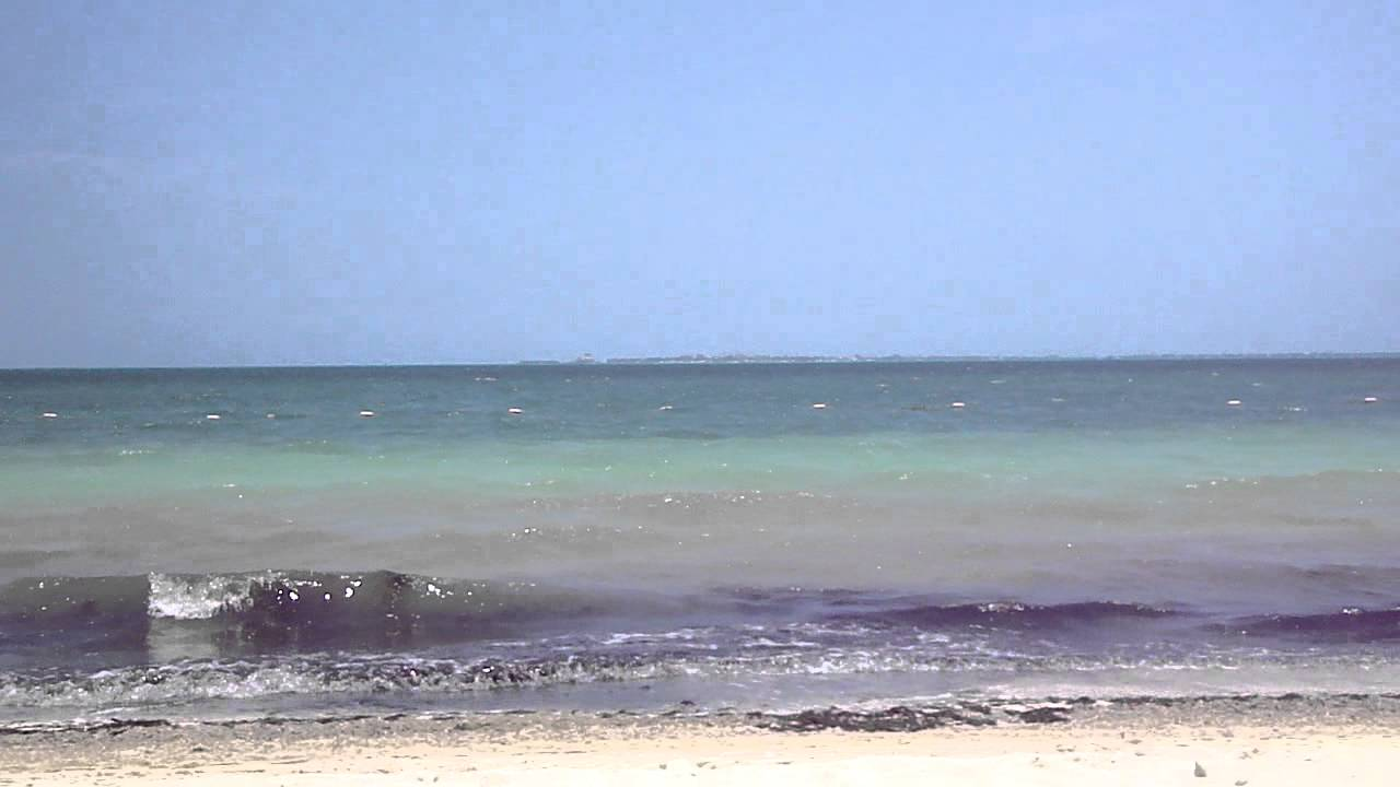 Beach At Excellence Playa Mujeres YouTube
