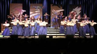 Show Choir Invitational 2015- Rock Bridge, City Lights