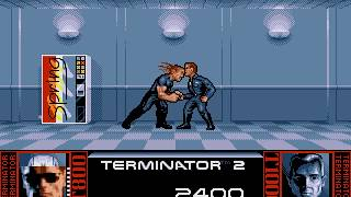 Terminator 2: Judgment Day (PC/DOS) Longplay, 1991, Ocean software, Ljn Ltd