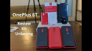 OnePlus 6T Review Kit Unboxing [Hindi]