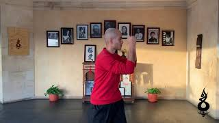 Meshkah Martial Arts - Introduction to Lungs Qigong Part 2