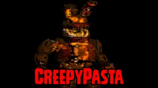 Una CreepyPasta De Jack-o Bonnie De Five Nights At Freddy