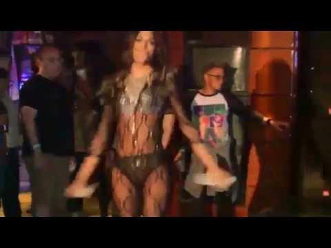 Jolina Jasmine Performs A Calvin Harris Mix At Paradise In Asbury Park, NJ.