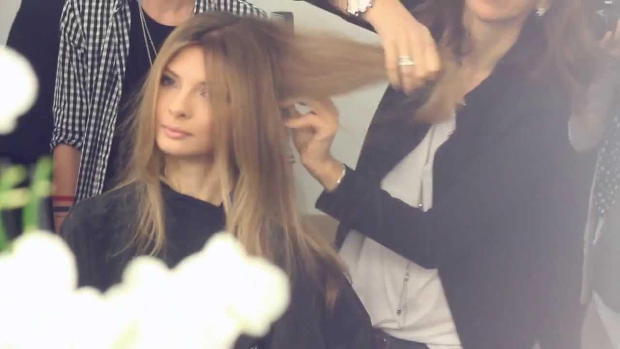 Alessia Solidani Taglio E Colore 2015 Backstage Youtube