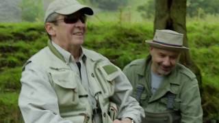 BBC2: Mortimer & Whitehouse, Gone Fishing.