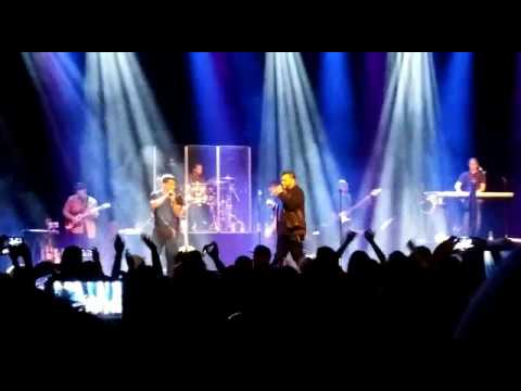 3T live in RAI Theater Amsterdam 16-09-2016 - MJ medley