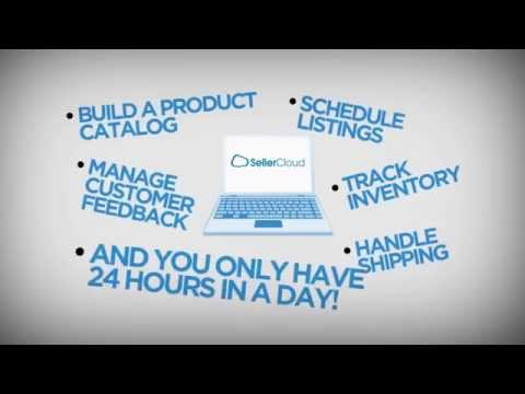 e Commerce Integration Software - Multi Channel SellerCloud Overview