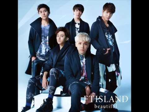 F.T.Island - Beautiful [JAPANESE MINI ALBUM+DL ]