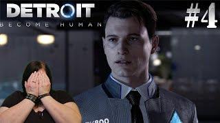Detroit: Become Human - Detektyw Kina #4