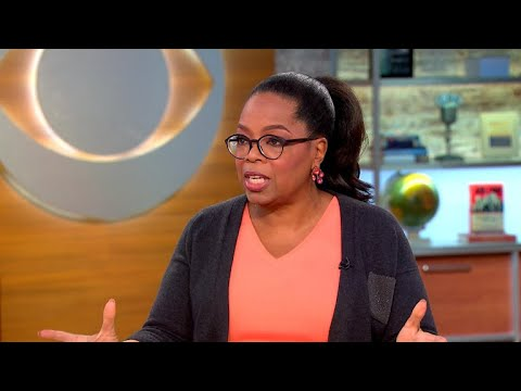 "Oprah Winfrey on why Harvey Weinstein scandal is a ""watershed moment"""
