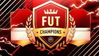 FIFA 18 FUT CHAMPIONS EN ROUE LIBRE