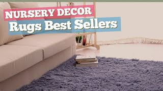 Rugs Best Sellers Collection // Nursery Decor
