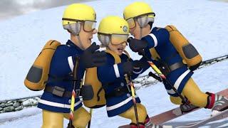 Fireman Sam full episodes   Teacher Penny: Fireman Sam ski lesson   Safety on the snow   Kids Movie