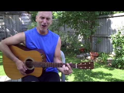 Van Morrison Come Running - Cover By Doug Varty