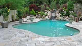 Gunite Swimming Pool Construction Process MA - Puraqua Pools