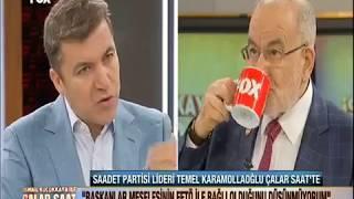 İsmail Küçükkaya ile Çalar Saat - Temel Karamollaoğlu - 06.10.2017