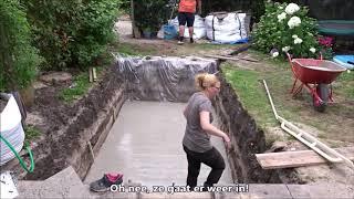 Zwembad bouwen - Volledige versie
