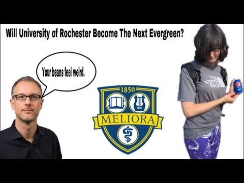 Will University of Rochester Become The Next Evergreen?