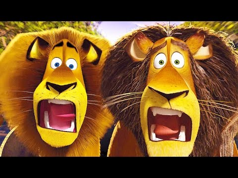 Madagascar Escape 2 Africa All Cutscenes | Full Game Movie (PS3, X360, PC, Wii)