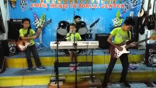 "Estudyante Blues by Eder Music Tutorial ""Kids"" Band of San Jose, Occ. Mdo."