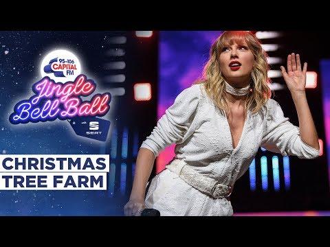 Taylor Swift - Christmas Tree Farm (Live at Capital's Jingle Bell Ball 2019)   Capital