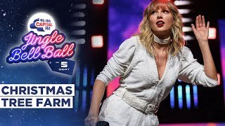 Taylor Swift - Christmas Tree Farm (Live at Capital's Jingle Bell Ball 2019) | Capital