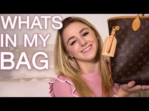 What's In My Bag  Chloe Lukasiak