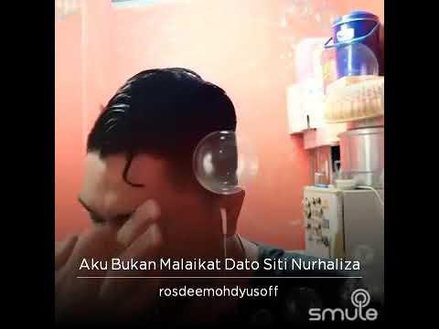 Aku Bukan Malaikat - Dato Siti Nurhaliza ( Cover - Diddy )