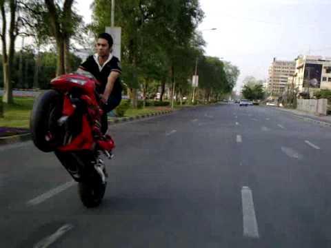 Lahore Bike Wheeling Youtube