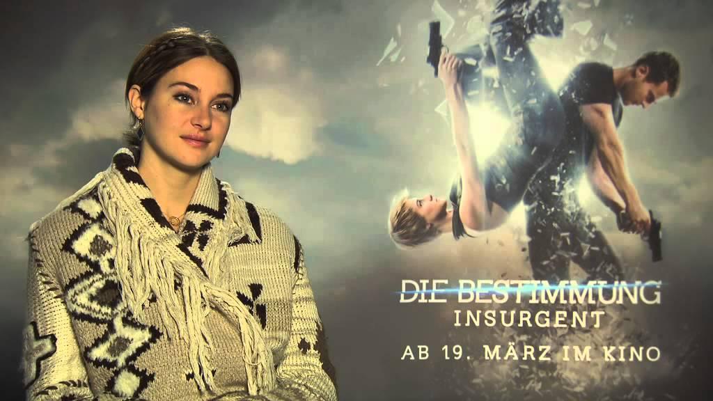 Shailene Woodley Why Short Hair New Interview Insurgent Allegiant Youtube