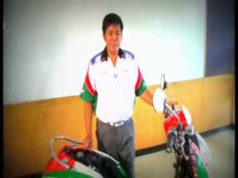 วิธีการตรวจเช็ครถจักรยานยนต์ Honda Scoopy-i 1