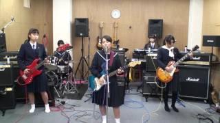 ヒロイン  back number   高校生ガールズバンド