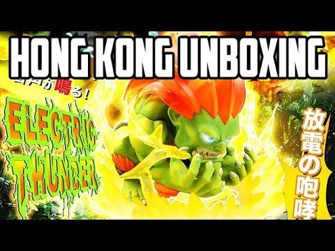 Hong Kong Spielzeug Unboxing Deutsch - Deadpool Blanka Spiderman