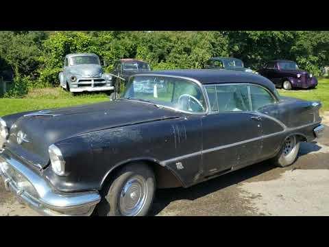 1956 Oldsmobile 88 2dr ht for sale