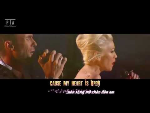 [Lyrics + Vietsub] My Heart Is Open - Maroon 5 ft. Gwen Stefani.mp4