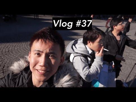 Vlog #37 - Belgium Trip 2016 Pt. 1 - @Brugge, Antwerp