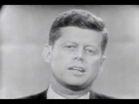 Commercial JFK 1960 Election Ad The Great Issue