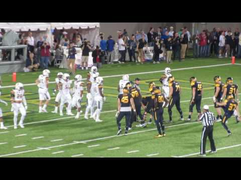 Toledo Rockets Kareem Hunt Touchdown Ties The Score At 28 In The 4th Quarter vs App State