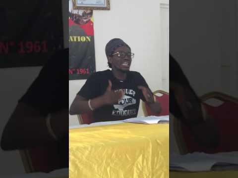 Ras Bath à Dakar au Sénégal - Partie 2 sur la révision constitutionnelle