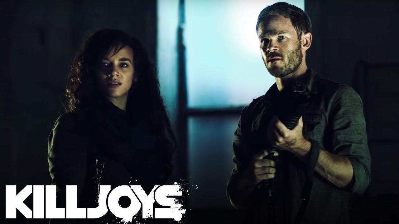 Download Killjoys: Season 1 Trailer