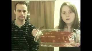 How To Make Spinach And Ricotta Stuffed Manicotti.wmv