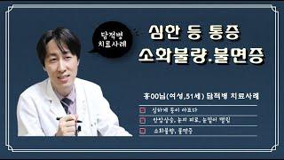 등통증 소화불량, 등쪽 통증, 눈밑떨림증상, 눈 안압 …
